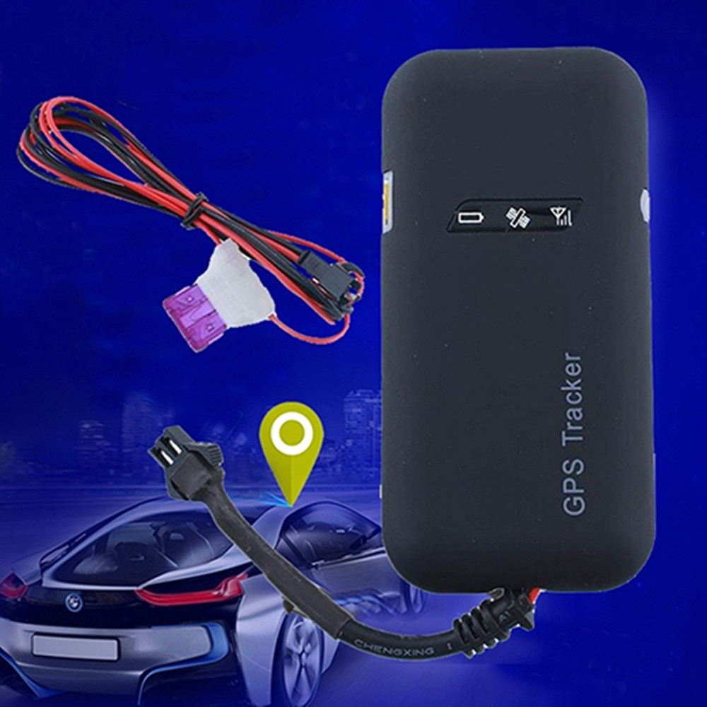 2020 New GT02/TK110 GSM/GPRS/GPS Tracker Car Vehicle Bike Locator Location Tracking LED indicator For Motorcycle locating