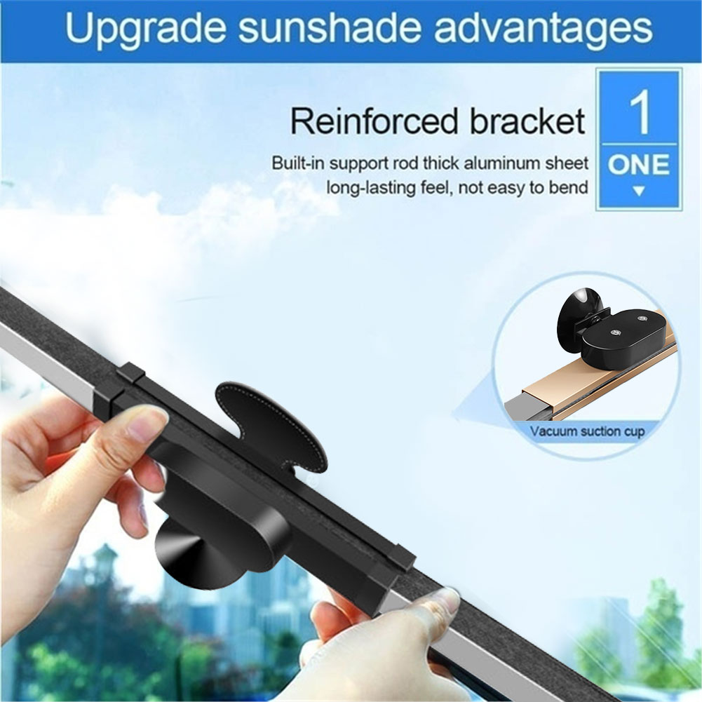 OLEVO Car Sunshade Cover windshield cover retractable windshield visor front window sunscreen insulation sun shield Fast deliver