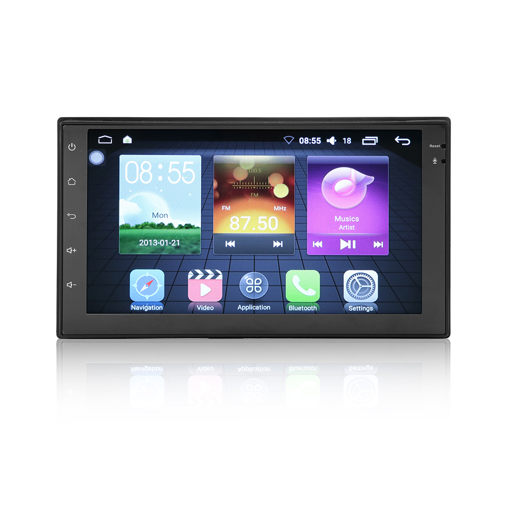 DVD Player with GPS Navigator for Car