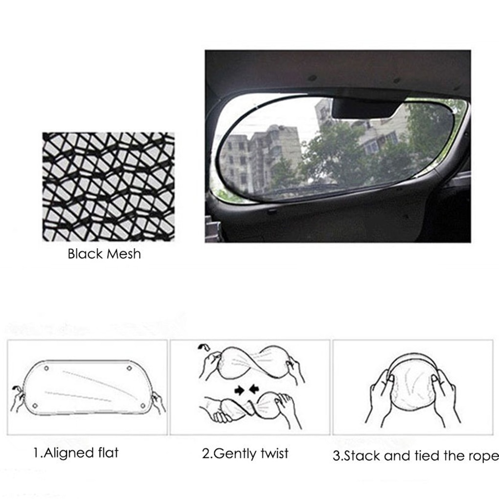 Back Windscreen Cover for Car